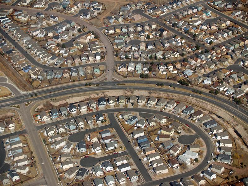 Idea: The 'Liquid Grid' Street Layout, A Replacement For Cul-De-Sacs & Block Grids